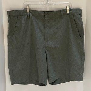 Croft & Barrow lightweight gray shorts stretch 42